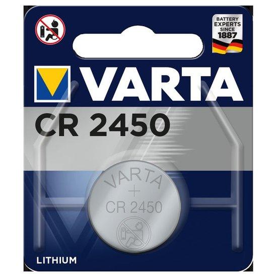CR2450 Button Cell (Varta)