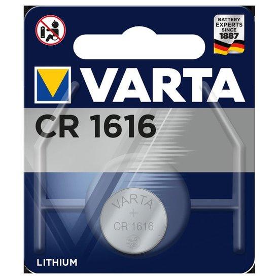 CR1616 Button Cell (Varta)