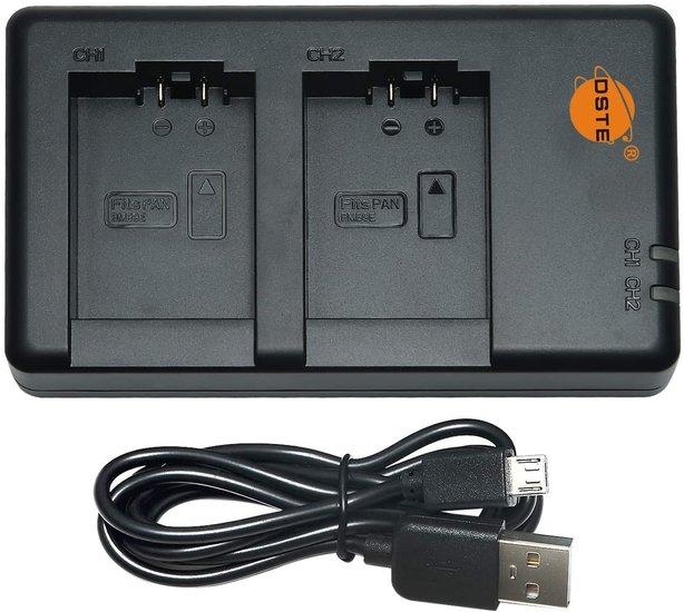 DMW-BMB9E USB Dual Charger (Panasonic)
