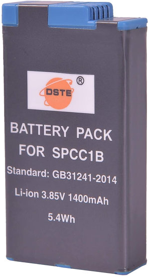 SPCC1B Battery (GoPro)