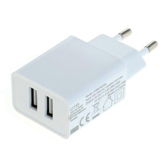 230V Dual USB Adapter