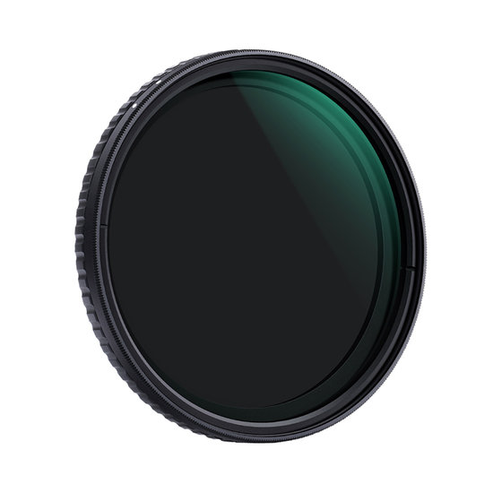 K&F Variable Fader ND2-ND32 filter (58mm)
