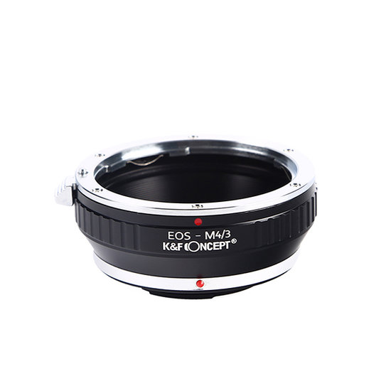 K&F Lens Adapter Micro 4/3 to Canon EF
