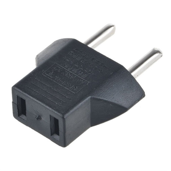 Plug US-EU Adapter