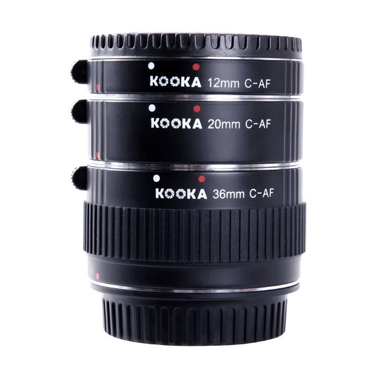 KK-C68 Extension tube set (Canon)