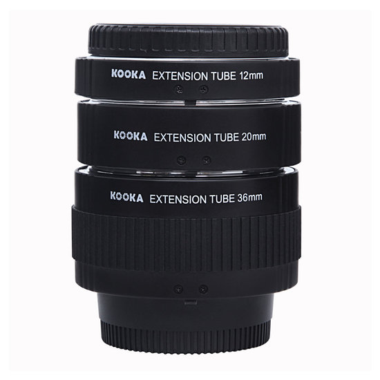 KK-N68 Extension tube set (Nikon)
