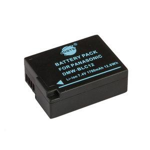 DMW-BLC12E Accu (Panasonic)